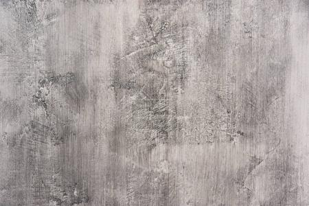 Texture of gray concrete wall. Plasterwork of interior design