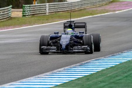 Williams F1 racing