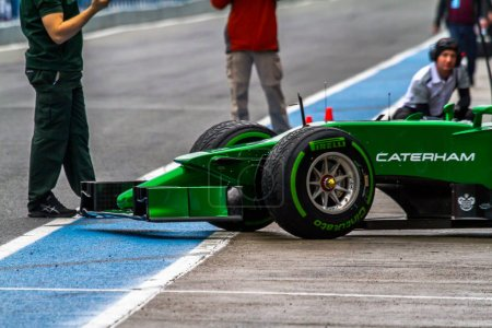 Team Caterham F1