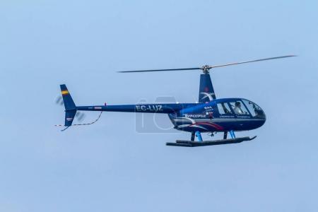 hélicoptère sh-60 b seahawk