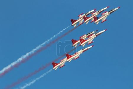 2nd airshow exhibition of Torre del Ma
