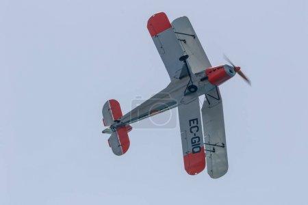 Airplane CASA Bucker 1.131E Jungmann