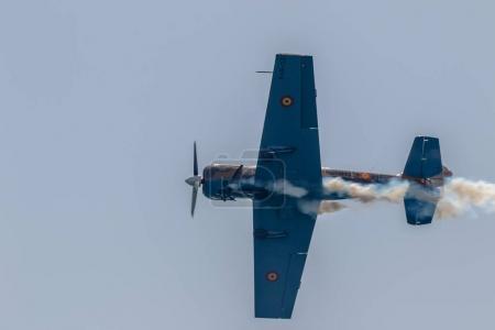 Aircraft Yakolev Yak-52 - Salva Ballesta