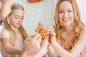 Rodinné Malování vajec