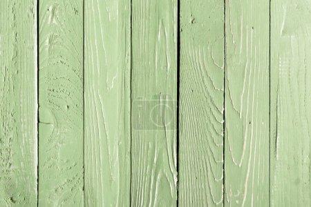 Foto de Fondo madera verde claro con tablones verticales - Imagen libre de derechos