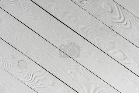 White wooden texture