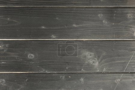 Photo for Close-up view of dark textured wooden background - Royalty Free Image