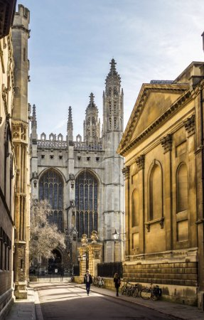 king's, college, , in, cambridge, , england - B149307720