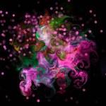 Abstract digital painting texture. plugin art.frac...