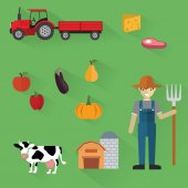 Organic Foods icons