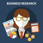 Business research banner