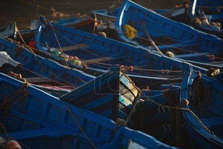 Boats  in the Skala du Port