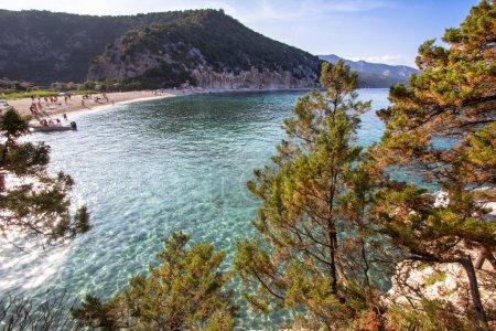 Spiaggia di Cala Luna, Sardinia, Italy