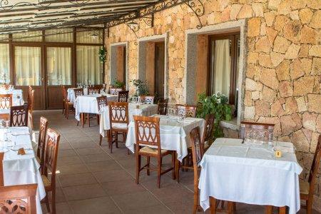 Italian luxury and quiet restaurant