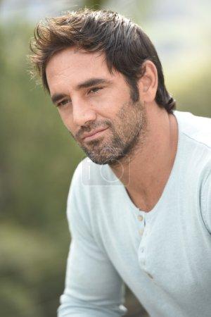 latin handsome guy