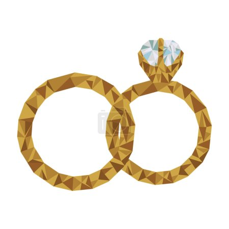 Engagement ring icon image
