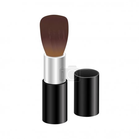 color face brush icon