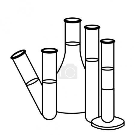 figure clinical laboratory icon