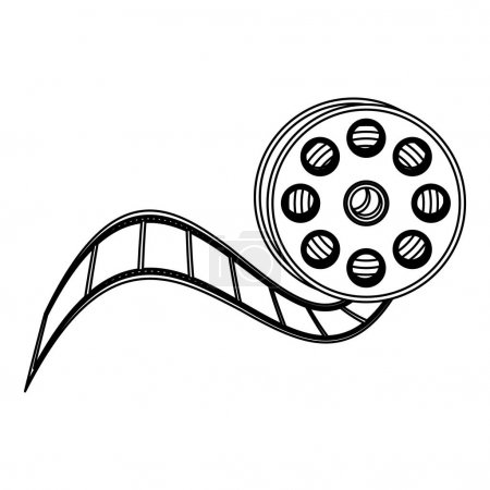 movie film clipart icon