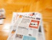 Les Echos Magazine and Donald Trump