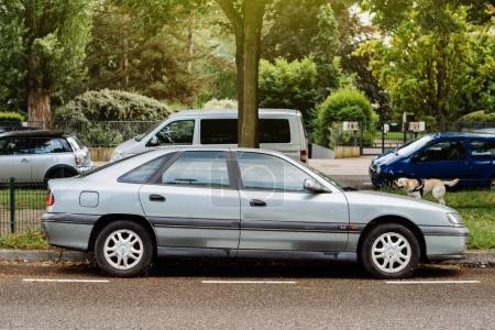 Renault Megane vintage limouse on