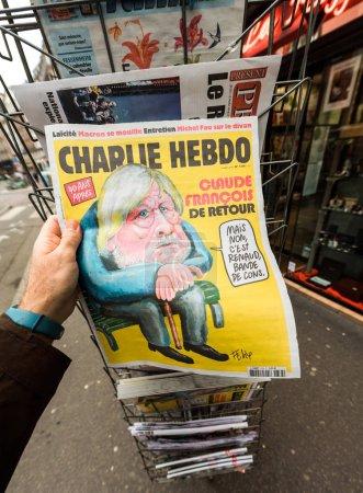 Charlie Hebdo buy press satire