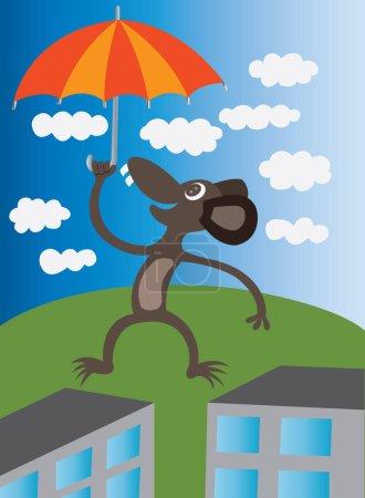 my umbrella lift
