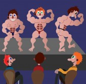 The Bodybuilders Show