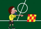 Linesman in the field