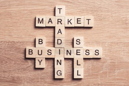Words of business marketing