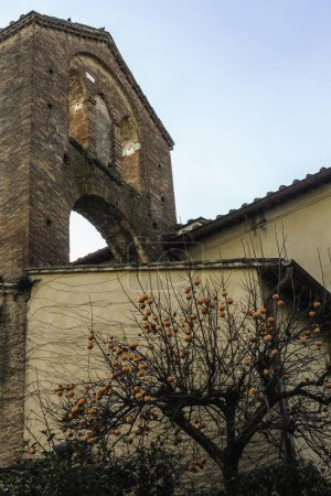 Old city landmark