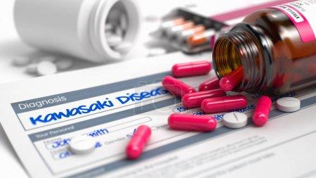 Kawasaki Disease Inscription in Medical