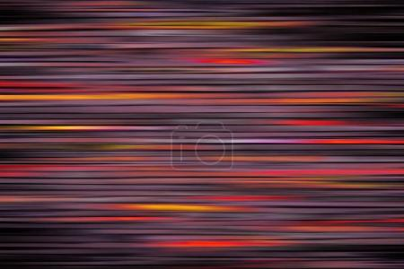 colorful blurred speed stripes