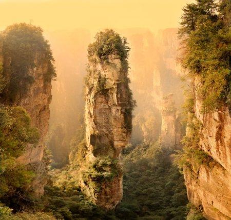 China. National Park