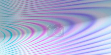 Foto de Papel pintado abstracto púrpura pastel, diseño de la cubierta del negocio, ilustración 3D, representación 3D - Imagen libre de derechos