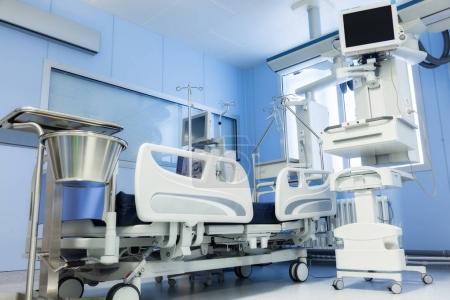 Photo for Equipment and Medical Devices in Modern Intensive Care Unit. - Royalty Free Image