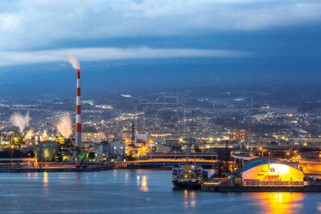 Japan industry Factory