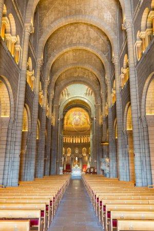 interior of Saint Nicholas Cathedral
