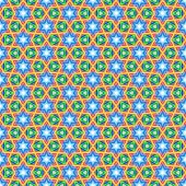raster seamless geometric pattern, can be used in textiles, for