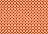 A seamless rhombus art style background