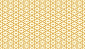 background pattern of lobules of tangerine decomposed circles on a white background