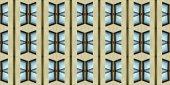 Interior Design wallpaper - visualization of balconies - prefab