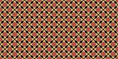 Elegant golden patterns background. Kaleidoscopic wallpaper tile