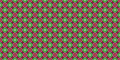 Melting repeating seamless colorful kaleidoscopic pattern for de