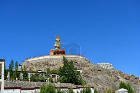 Maitreya Buddha in Ladakh