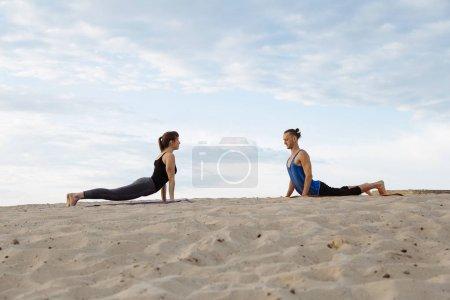 sport, freizeit, aktivität, gruppe, himmel, Schön - B162560196