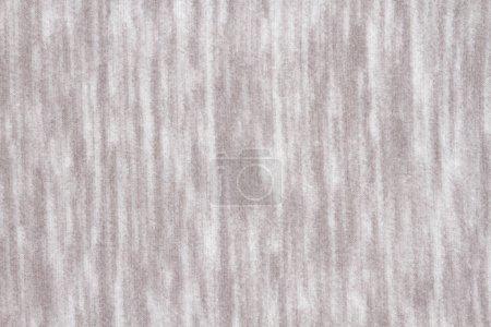 Photo pour Tissu en peluche texturé gris et noir pour un fond ou une texture pour vos images ou texte - image libre de droit