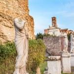 Vestal Virgn House of the Vestal Virgins Roman For...