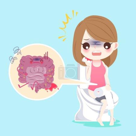 people and intestine