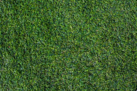 Photo for Background of artificial green grass texture - Royalty Free Image